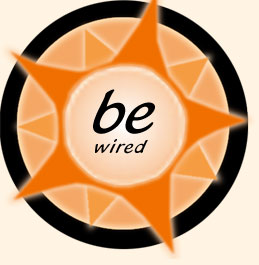 be-wired logo